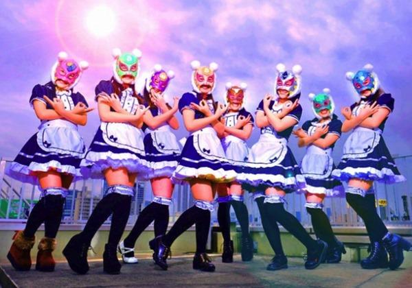 仮想通貨をテーマのアイドル「仮想通貨少女」ができちゃった!